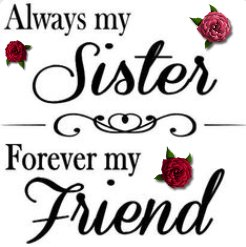 I want to share something special Sister10