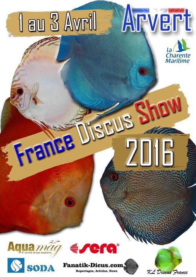 FRANCE DISCUS SHOW 2016 Arvert14