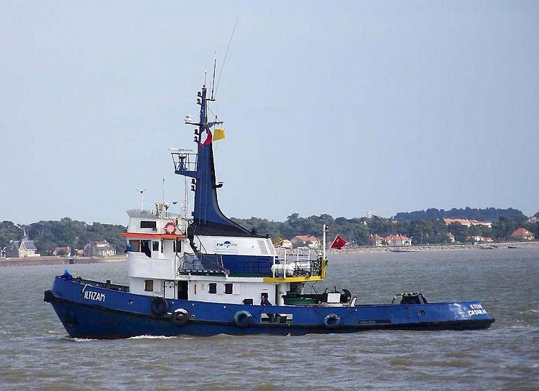 Hafenschlepper Helgoland 208-il10