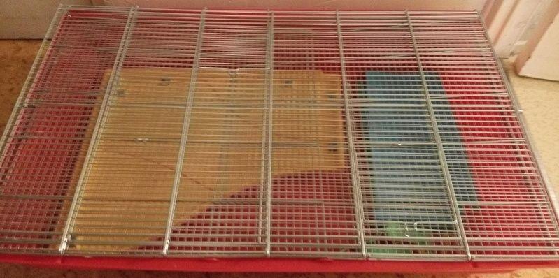 Cage IMAC RAT 80 MID Imac210