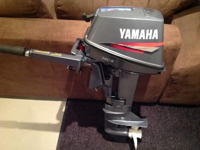 Moteur Yamaha débridé en 8 cv  Image10