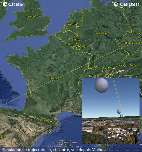 1990: le 05/11 à 19h30 - Lumière étrange dans le ciel  -  Ovnis à Aubevoye - Eure (dép.27) Rtemag10