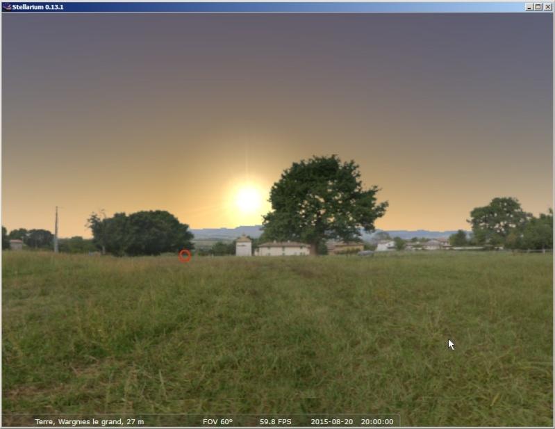 2015: le /08 à 20h - Boules lumineuses en file indienne -  Ovnis à Wargnies le grand - Nord (dép.59) Wargni10