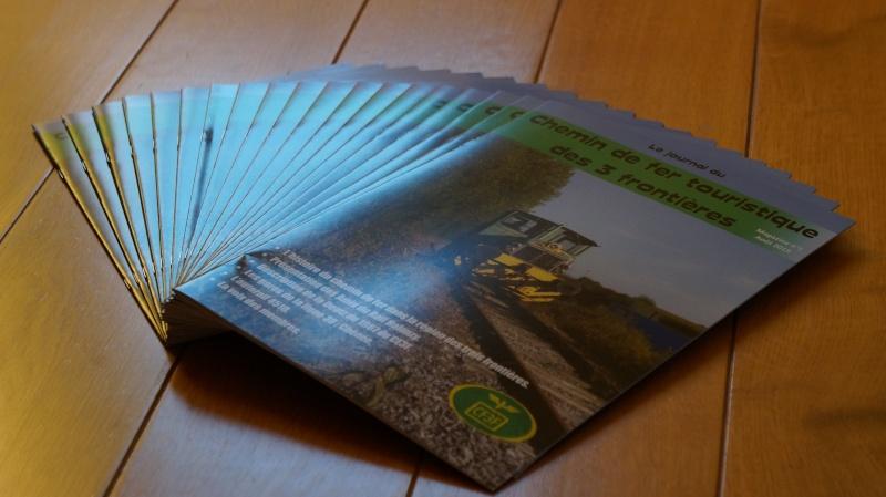 Journal du Chemin de Fer touristique des 3 Frontières. Dsc06810