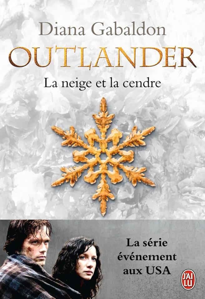 GABALDON Diana - LE CHARDON ET LE TARTAN - Tome 10 - La Neige et la Cendre 12047010