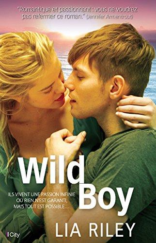 RILEY Lia - Wild boy Tome 2  515mfm10
