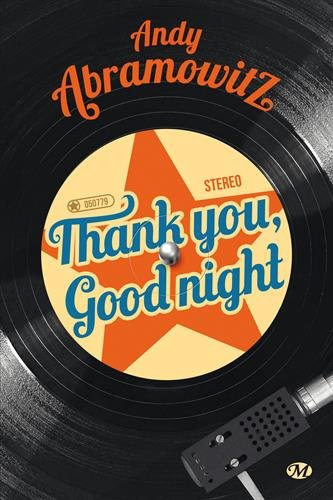 ABRAMOWITZ Andy - Thank you goodnight 51cznu10