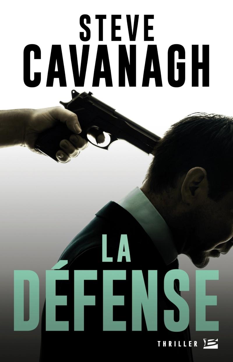 CAVANAGH Steve - La défense 71z8yt10