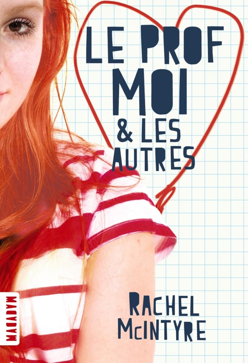 Mc INTYRE Rachel - Le prof, moi & les autres 81g9qv10