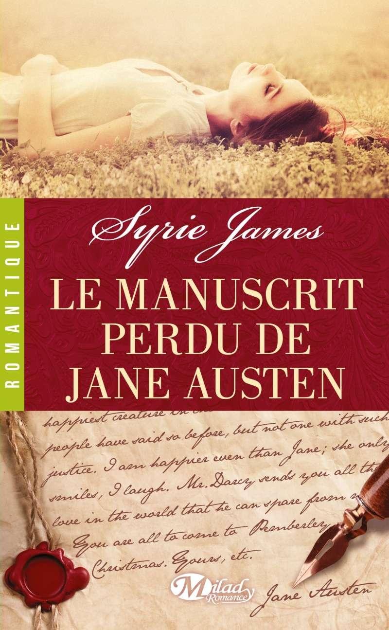 JAMES Syrie - Le Manuscrit perdu de Jane Austen 81ofra10