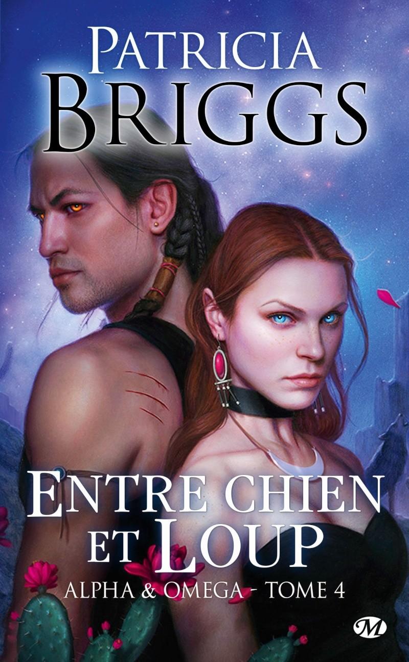 BRIGGS Patricia - ALPHA & OMEGA - Tome 4 : Entre chien et loup 81ry5b10