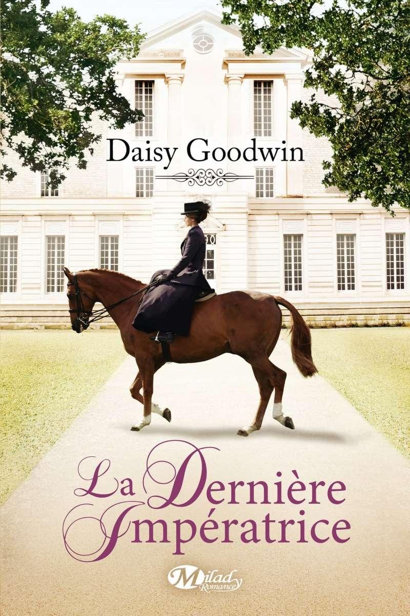 GOODWIN Daisy - La Dernière Impératrice 91l8g010