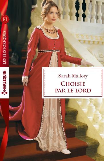 MALLORY Sarah - Choisie par le lord 97822831