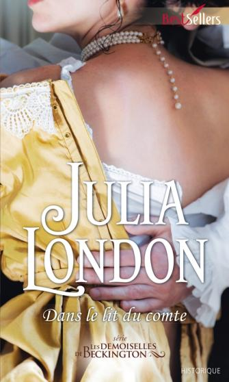 LONDON Julia - LES DEMOISELLES DE BECKINGTON - Tome 2 : Dans le lit du comte 97822855