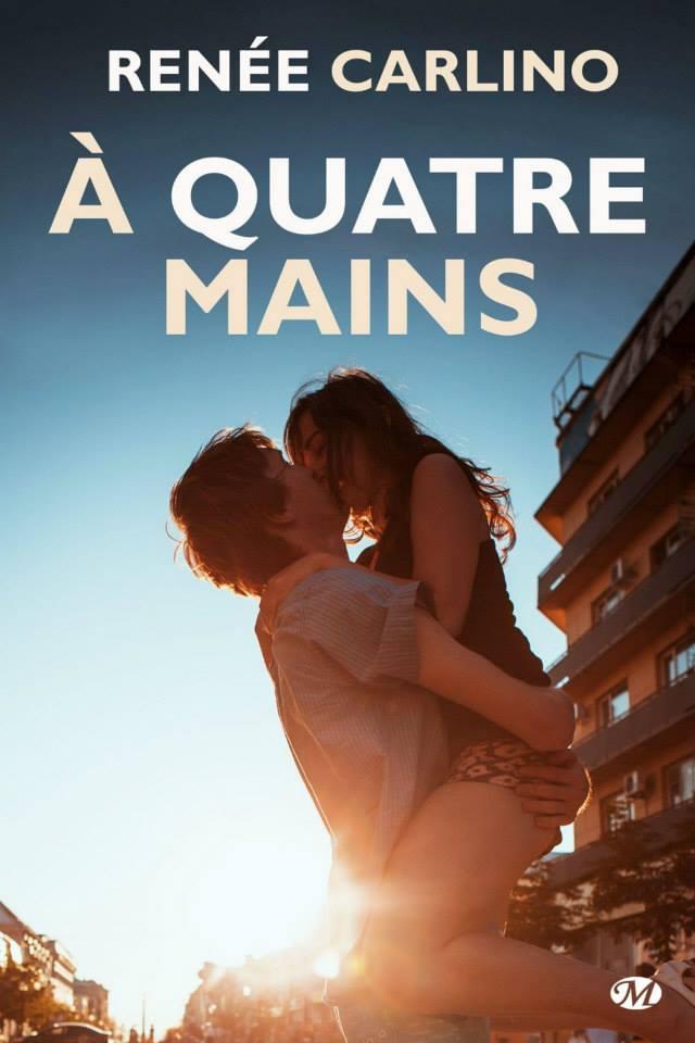 CARLINO Renee - SWEET THING - Tome 1 : A Quatre Mains A-quat10