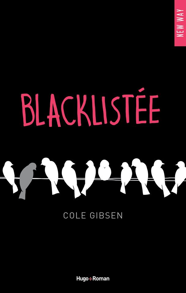 GIBSEN Cole - Blacklistée Blackl10