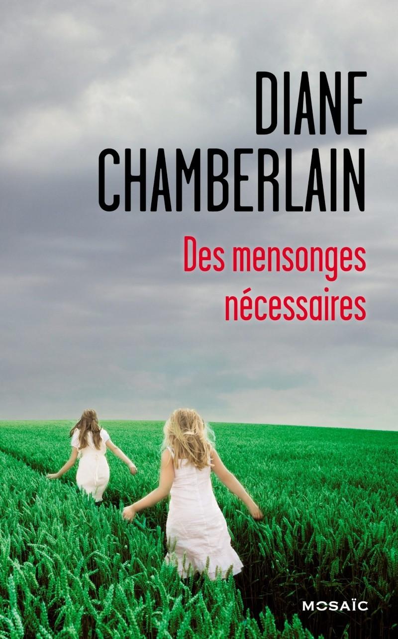 CHAMBERLAIN Diane - Des mensonges nécessaires Des-me11