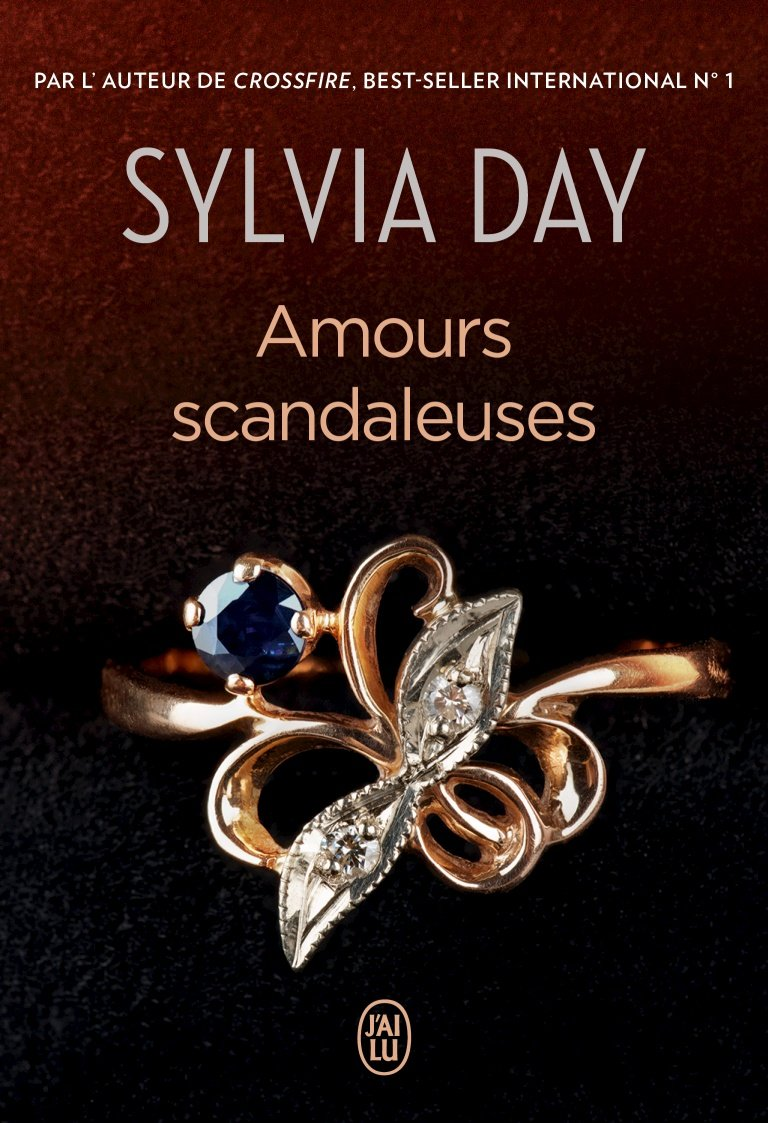 DAY Sylvia -  Amours scandaleuses Sandal10