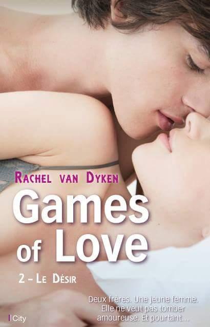 VAN DYKEN Rachel - GAMES OF LOVE (THE BET) - Tome 2 : Le désir The-be10