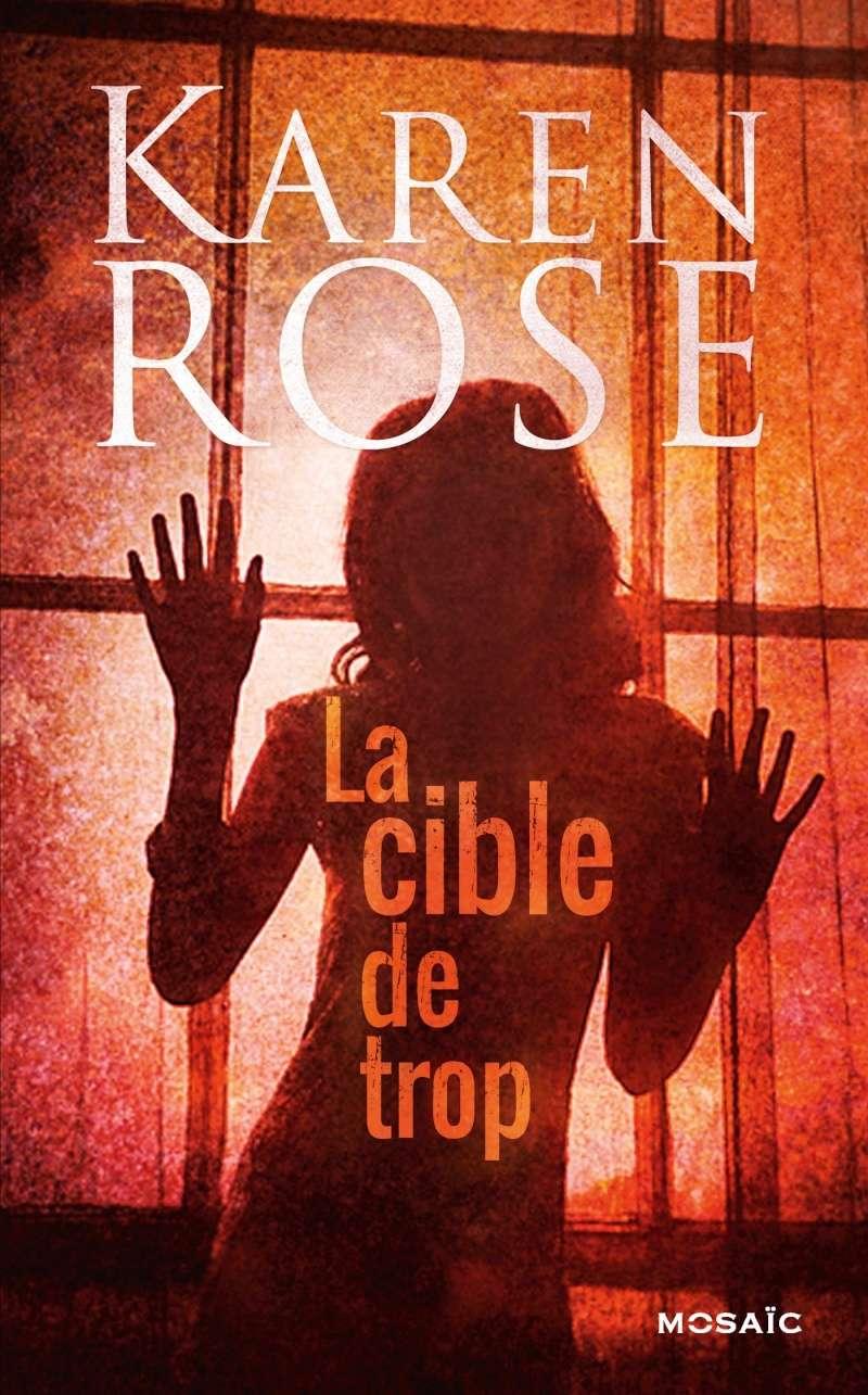 ROSE Karen - La cible de trop Watch-10