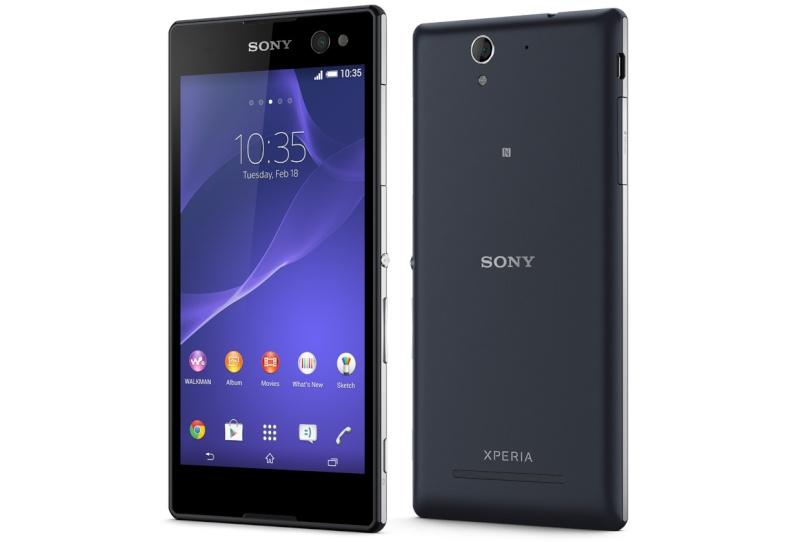 Sony Ftt Firmware  Xperia12
