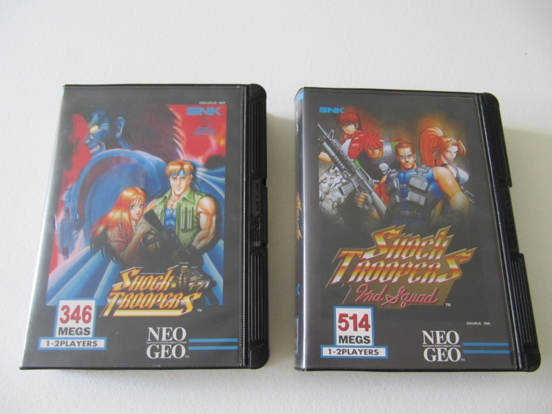 Ma collec' Neo Geo AES US Img_7816