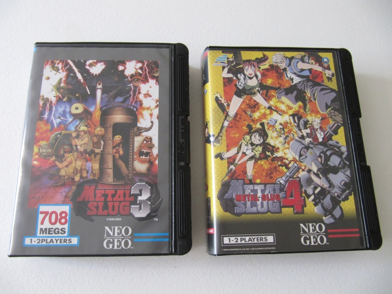 Ma collec' Neo Geo AES US Img_7827
