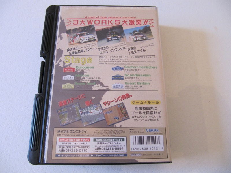 Ma collec' Neo Geo AES US Img_7923