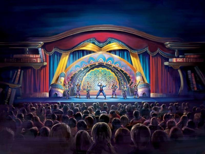 [Hong Kong Disneyland] Mickey and the Wondrous Book (2015) 11836710