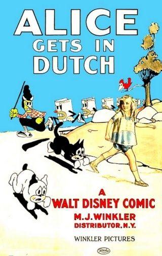 Trésors Disney : les courts métrages, créateurs & raretés des studios Disney - Page 12 Agid10
