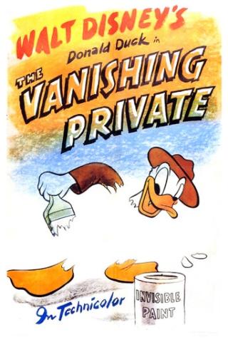 Trésors Disney : les courts métrages, créateurs & raretés des studios Disney - Page 12 Vanish10