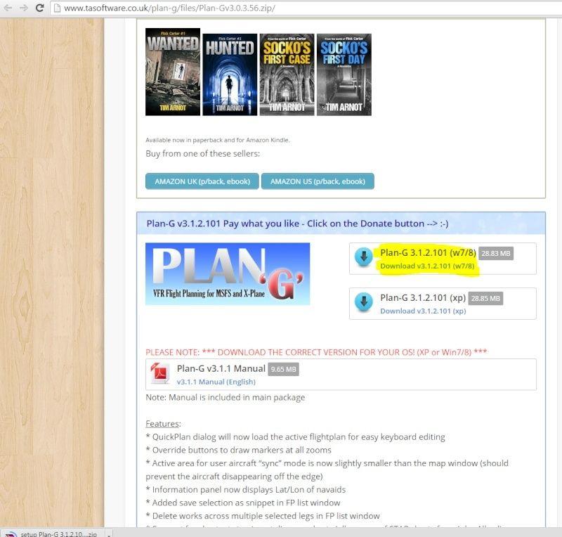 Plan G v3 n est plus téléchargable ? Plang10