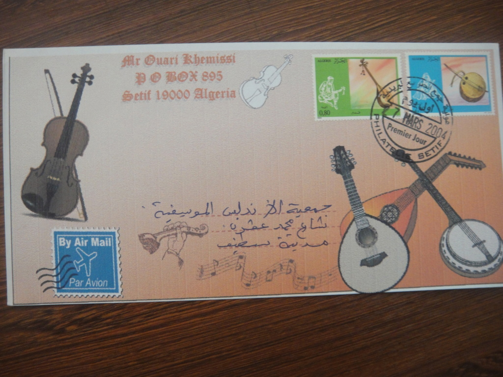 offres en échanges des beaux enveloppes philatelique  00310