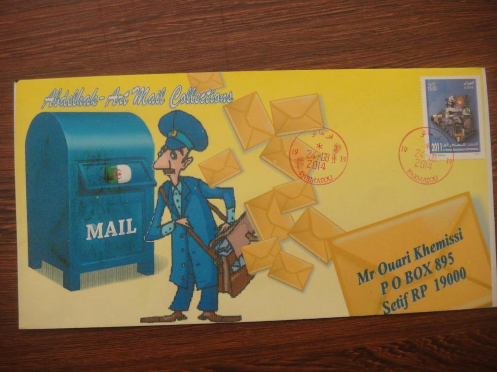 offres en échanges des beaux enveloppes philatelique  01010