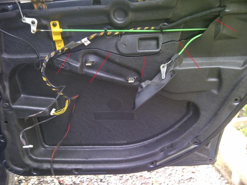 Tuto Démontage Mécanisme vitre électrique arrière Img-2066