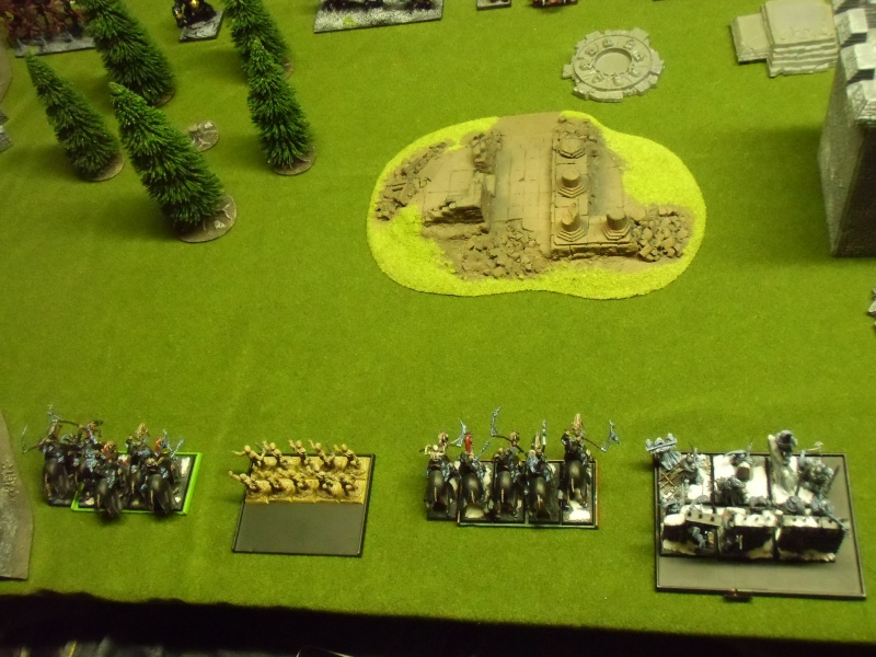 1000 points Abyssal Dwarves VS Undead Cimg1911