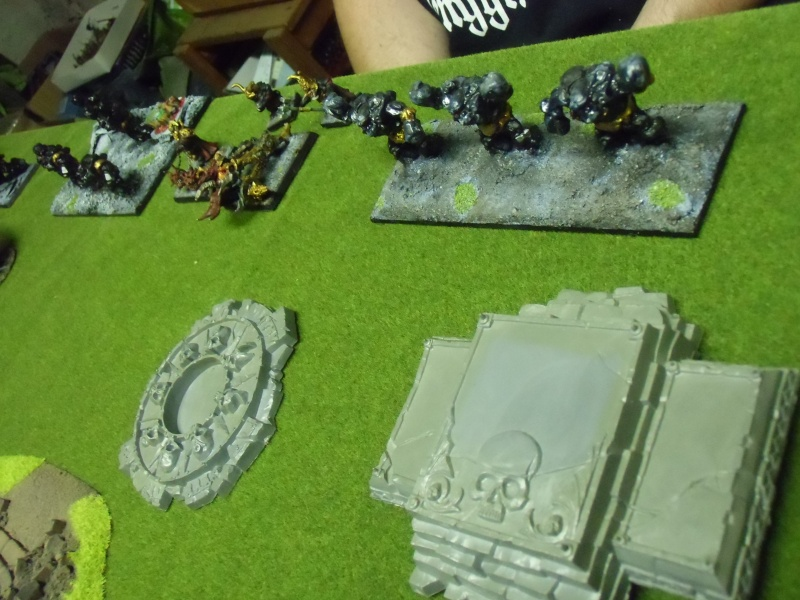 1000 points Abyssal Dwarves VS Undead Cimg1912