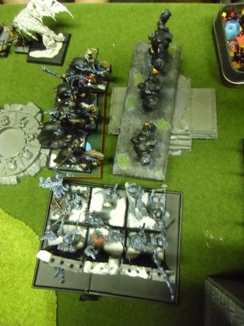 1000 points Abyssal Dwarves VS Undead Cimg1922