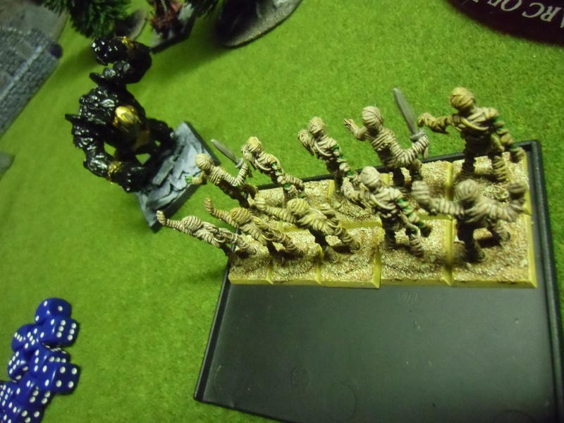 1000 points Abyssal Dwarves VS Undead Cimg1925