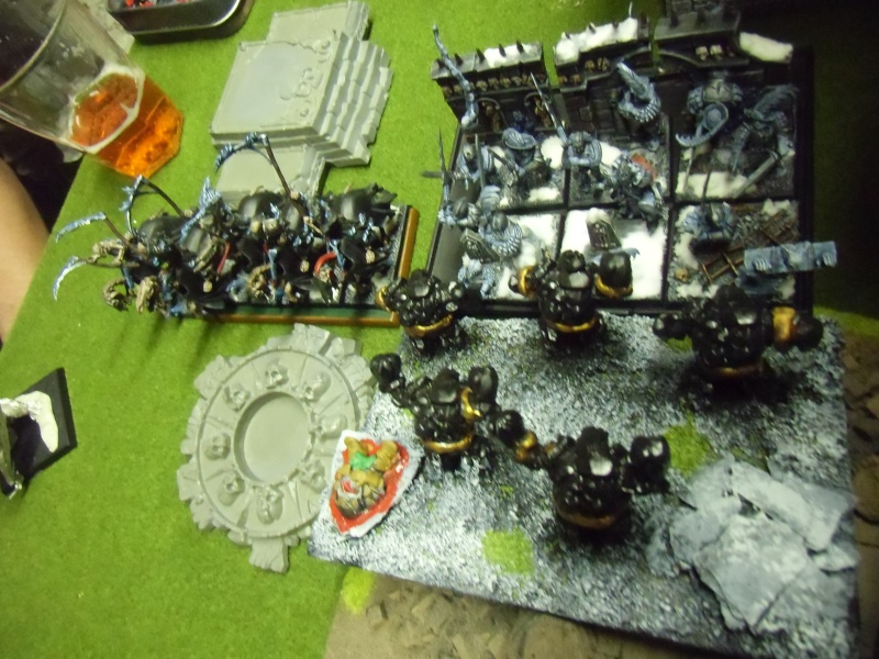 1000 points Abyssal Dwarves VS Undead Cimg1926
