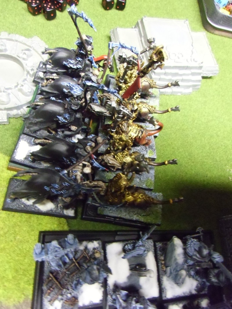 1000 points Abyssal Dwarves VS Undead Cimg1932