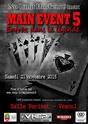 Main event #5 du Vesoul Hold'Em Poker Affich10