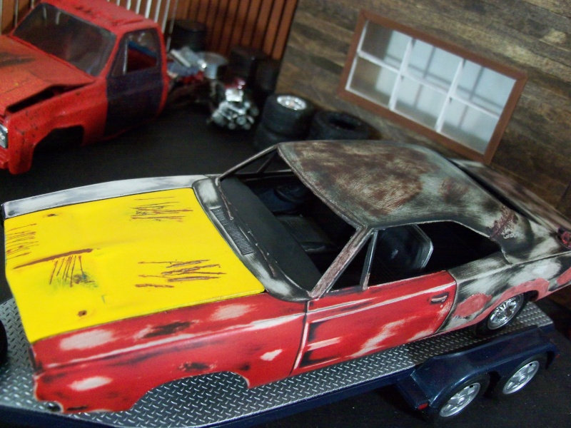 1969  Dodge Charger ( Barn Find ) 100_9716