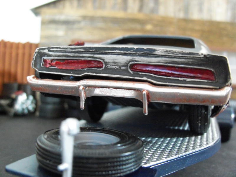 1969  Dodge Charger ( Barn Find ) 100_9717