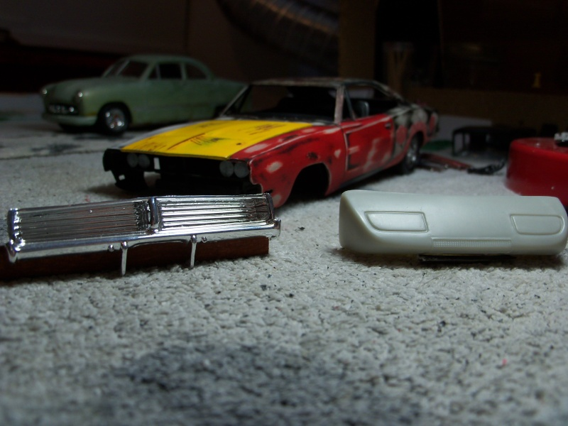 1969  Dodge Charger ( Barn Find ) 100_9737