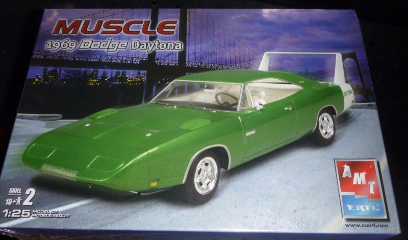 1969  Dodge Charger ( Barn Find ) _5710