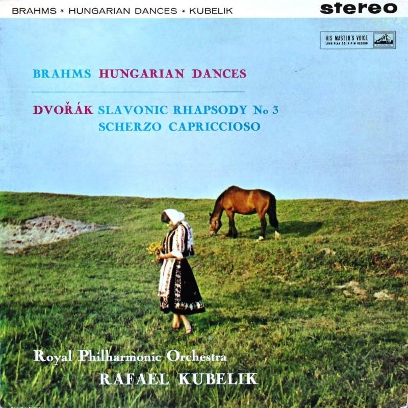 Danses Hongroises - Brahms Brahms19