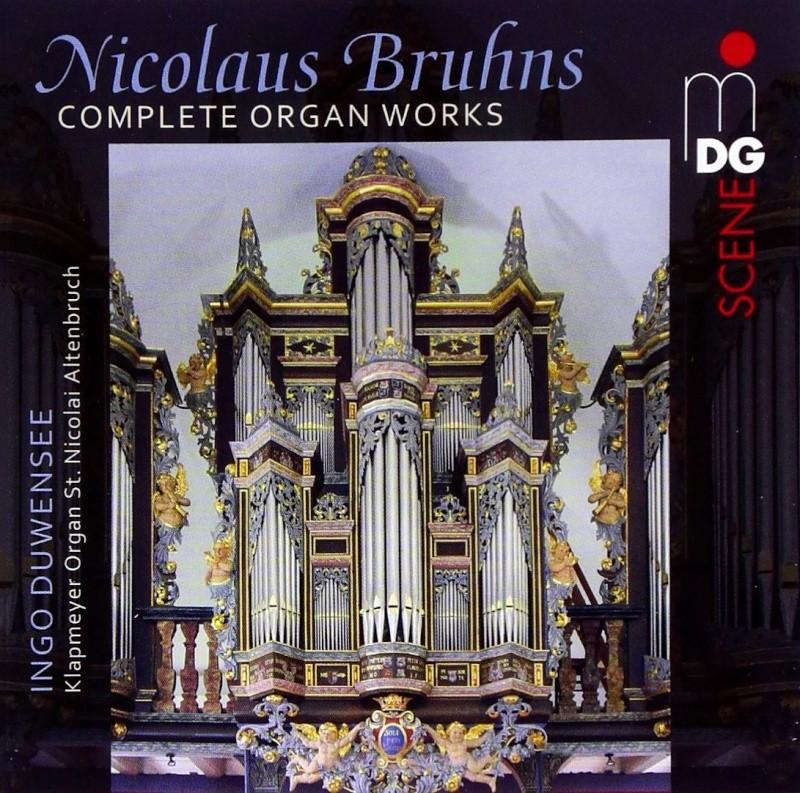 L'orgue baroque en Allemagne du Nord Bruhns10