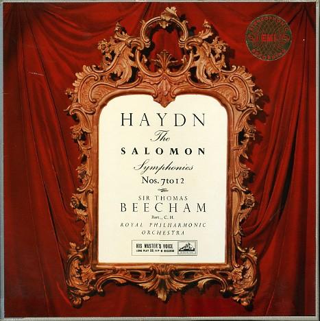 Joseph Haydn-Symphonies - Page 7 Haydn_13