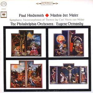 Hindemith - Musique pour Orchestre / Ensemble Hindem10